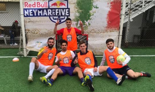 Red Bull Neymar Jr's Five, il Team Italy vince la tappa genovese e stacca il pass per le finali nazionali