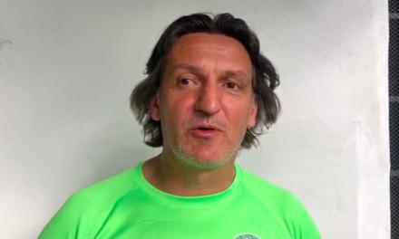 Intervista post partita Mister Scuzzarello Campi Corniglianese