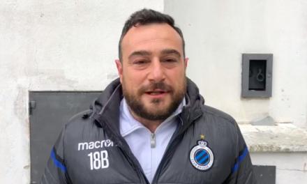 Intervista post partita Di Gennaro preparatore atletico Campi Corniglianese