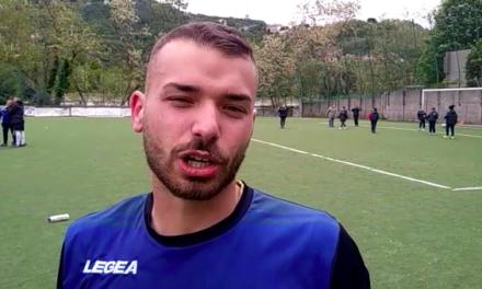 Intervista post partita Marchelli Progetto Atletico