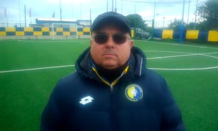 Intervista post partita Mister Baietta Voltrese