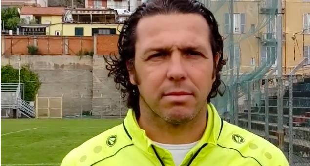 Intervista post partita Mister Monti Alassio