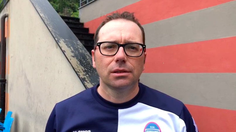 Intervista post partita Mister Petruzzelli Juniores Fossano