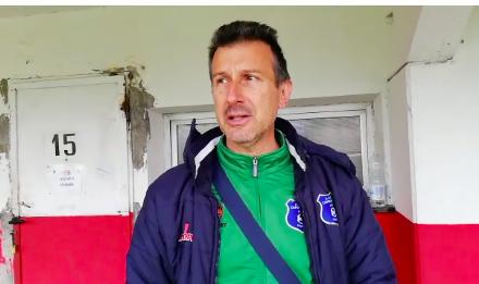 Intervista post partita Mister Muzio Caperanese