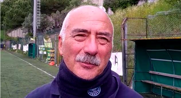 Nuova Oregina si conquista la salvezza, intervista a Mister Gallitto