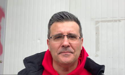 Intervista post partita Mister Messina Sampierdarenese