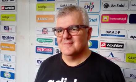 Intervista post partita Mister Schiazza Sestrese