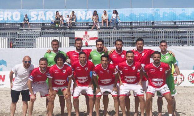 Genova Beach Soccer, il cuore non basta: finisce 11-4 per i campionissimi del Catania