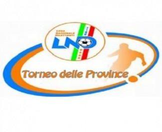 TORNEO DELLE PROVINCE LEVA 2005/2006 3ª giornata