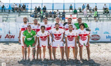 Parte il campionato della Genova Beach Soccer, dal 14 al 16 Giugno a Viareggio la 1°tappa del campionato di Serie A.