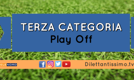 Terza Categoria, Play Off: risultato e marcatori di SPORTING KETZMAJA-JAMES