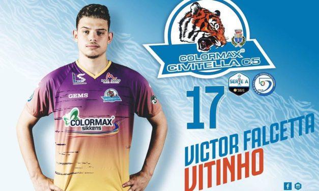 Futsalmercato: un giovane figlio d'arte per la Cdm Genova