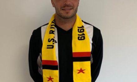 RAPALLO RIVAROLESE: confermato per la prossima stagione il centrocampista Ymeri