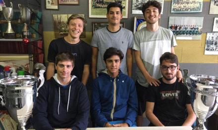 FEZZANESE PROMUOVE 8 Juniores IN PRIMA SQUADRA