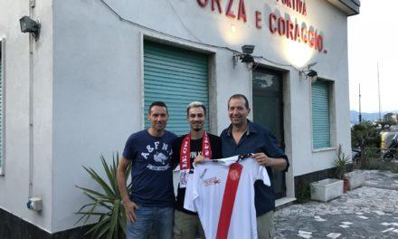 ASD FORZA E CORAGGIO: accordo definito con Delvigo ex Rapallo