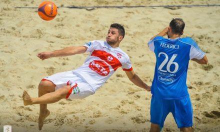 Il 25 giugno si decide il futuro del Beach Soccer