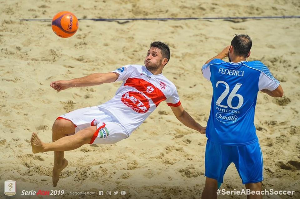 La Genova Beach Soccer brinda ad uno stupendo quarto posto