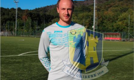 BRAGNO: a difendere la porta arriva Luca Giribaldi