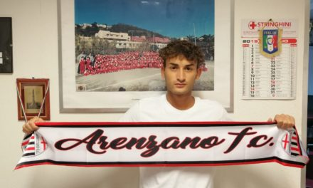 ARENZANO FC: arriva la conferma di Mancini