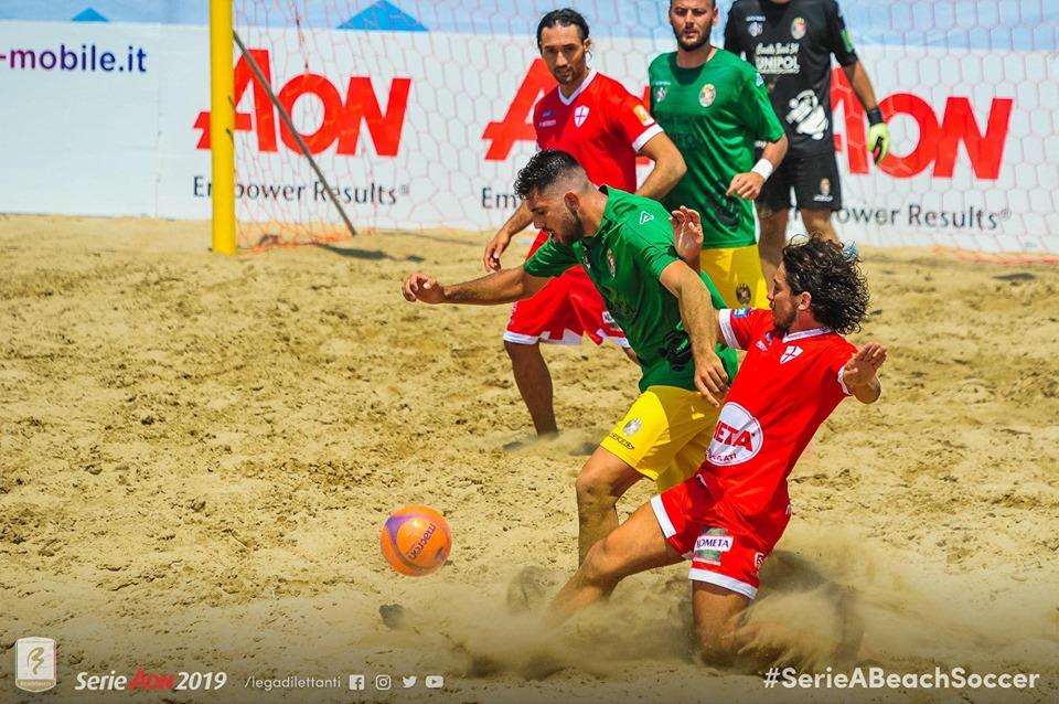 Genova Beach Soccer batte Romagna 5-4 e va a caccia di una storica salvezza anticipata