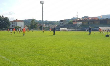 CAIRESE-SAVONA: al Brin allenamento congiunto prima dei rispettivi impegni in Coppa