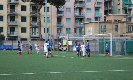 Finisce 2-2 l'amichevole tra Rapallo Rivarolese e Bogliasco: a segno…