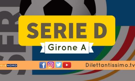 DIRETTA LIVE: Serie D: l'anticipo CHIERI-SERAVEZZA