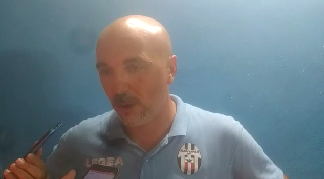 INTERVISTA POST PARTITA: SICILIANO MISTER SAVONA