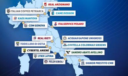 La Cdm Genova vola nell'Olimpo del futsal italiano: è Serie A1!
