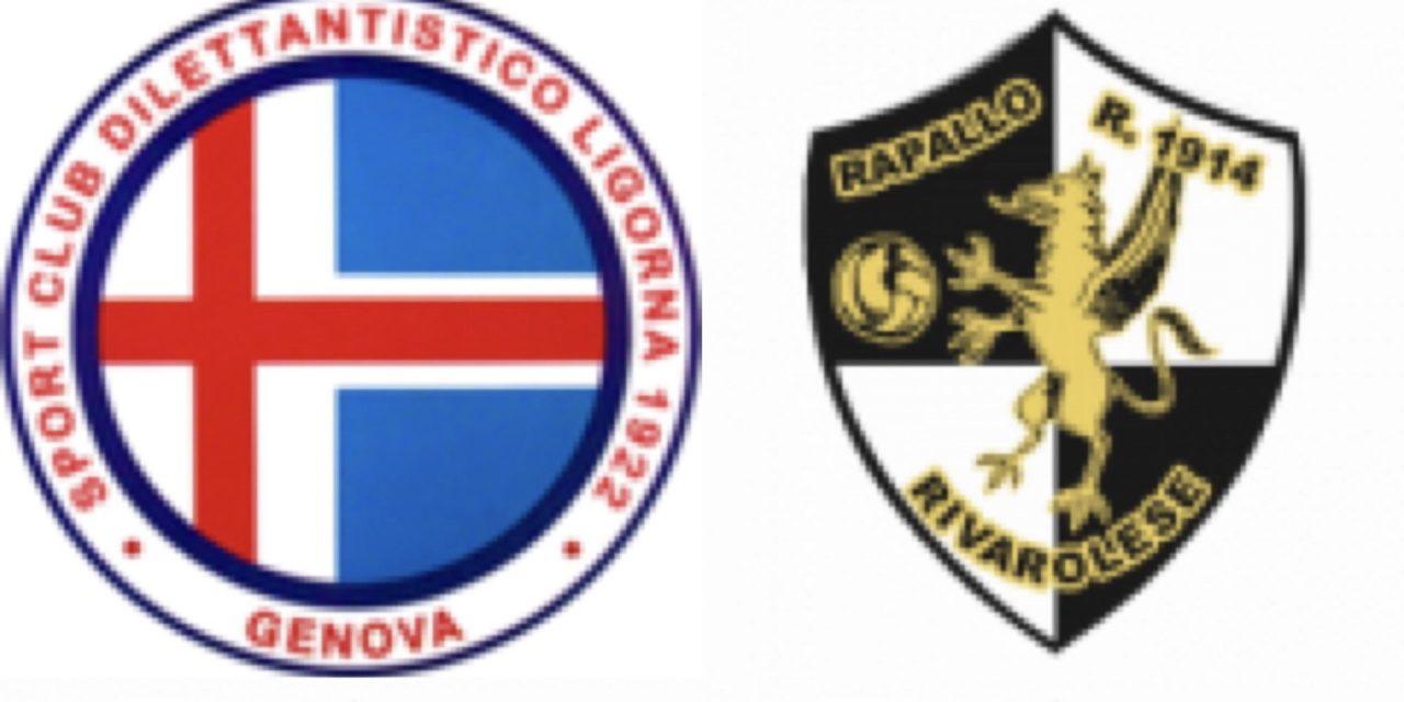 SCD LIGORNA 1922: grande ospitalità da parte del Rapallo Rivarolese in vista della prossima partita di campionato