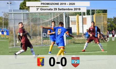 Video: DIANESE&GOLFO – VIA DELL'ACCIAIO 0-0 Highlights