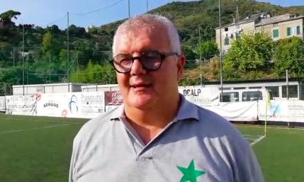Intervista post partita: Mister Schiazza Sestrese
