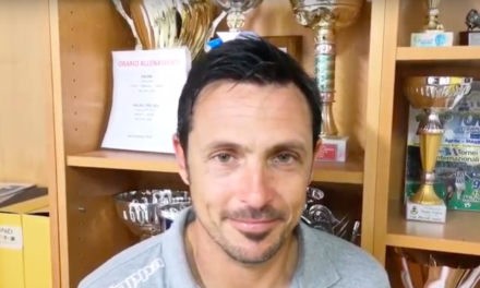 Intervista post partita: Mister Solari Albenga