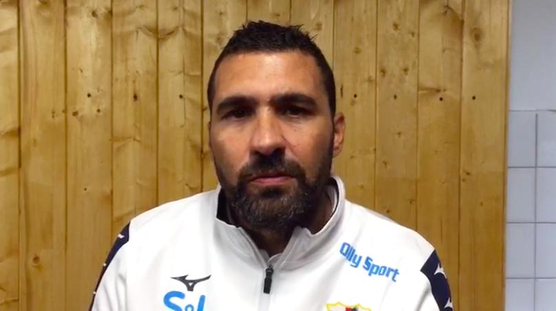 Intervista post partita: Mister D'Asaro Goliardica