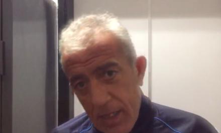 Intervista post partita: Mister Camisa Sammargheritese
