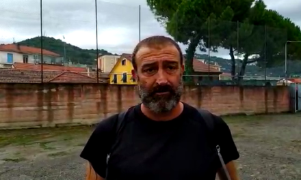 Intervista post partita: Mister Lupo Imperia