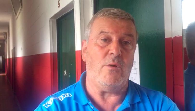 Intervista post partita: Mister Pirovano Campomorone