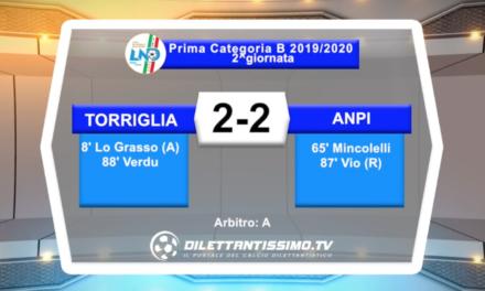 TORRIGLIA-ANPI: Highlights