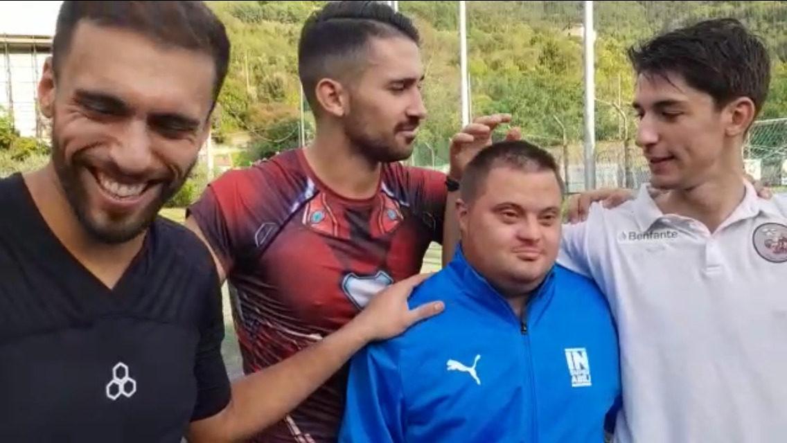 SUPERBA: Marco Travaglini e Co. Nel post partita contro il San Quirico