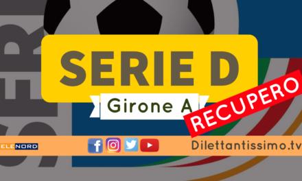 Serie D, recupero di 4ª giornata: LIGORNA-LAVAGNESE