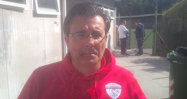 Intervista post partita: Mister Messina Sampierdarenese