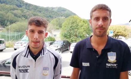 Intervista post partita: Cappelli e Capitan Savona Riese