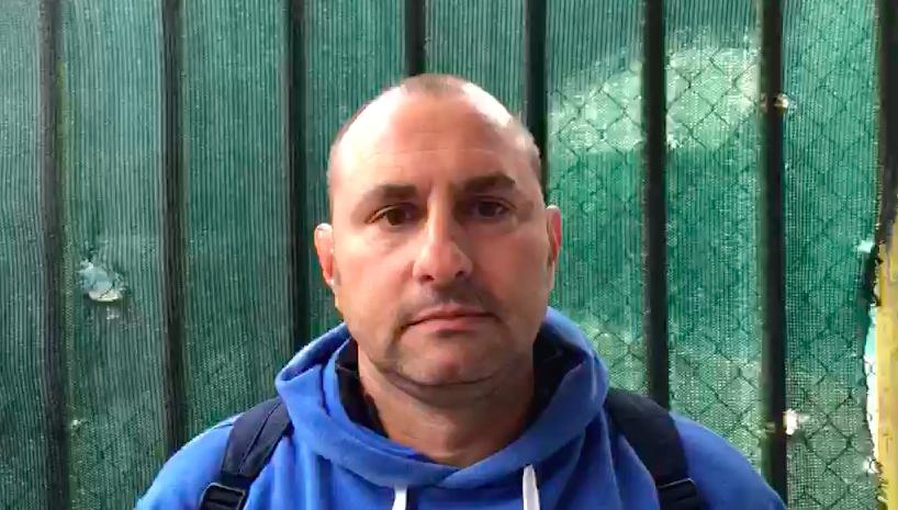 Intervista post partita: Mister Cannistrà Busalla