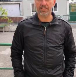 Intervista post partita: Palermo Mister Celle Ligure