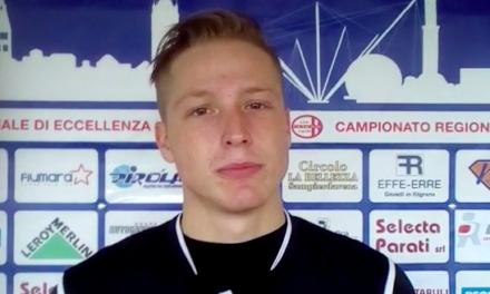 Intervista post partita: Balbi Genova Calcio