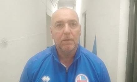 Intervista post partita: Mister Monteforte Ligorna