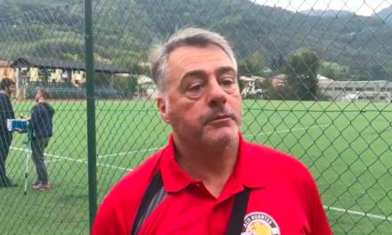 Intervista post partita: Mister Siri Ruentes