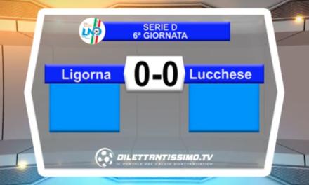VIDEO – LIGORNA-LUCCHESE  0-0: le immagini del match + interviste