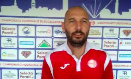Intervista post partita: Mister Corrado Genova Calcio