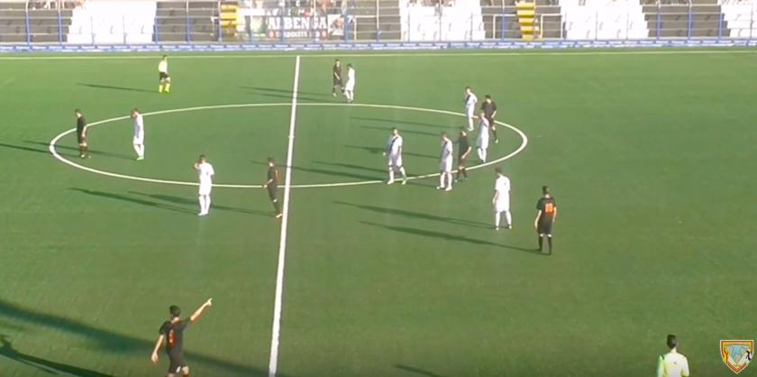 VIDEO –  ALBENGA-RIVASAMBA 1-2: le immagini del match